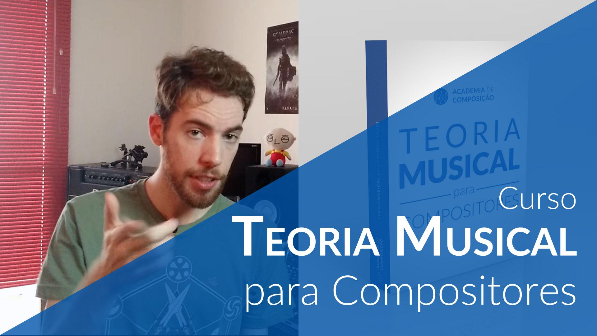 Curso Teoria Musical para Compositores