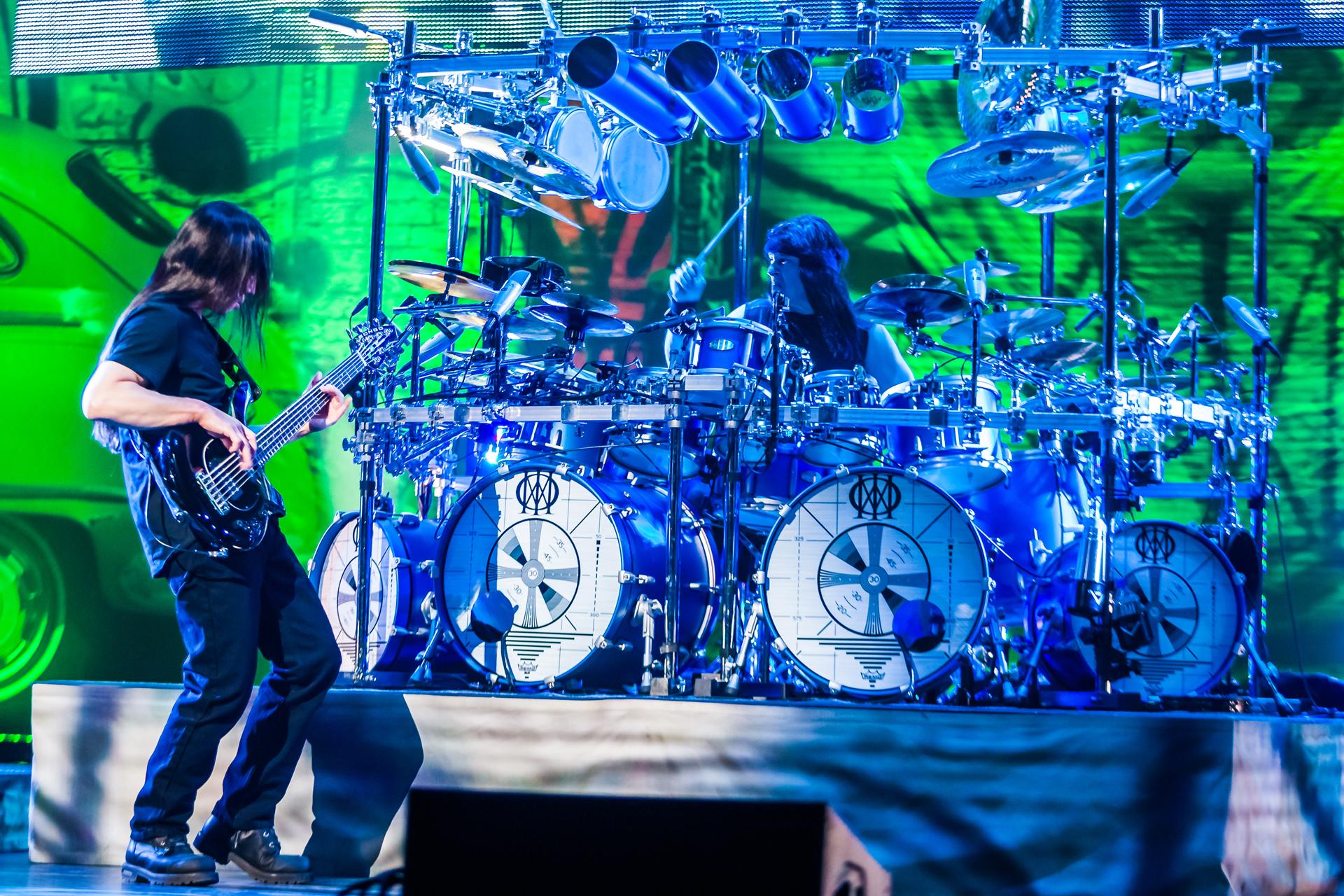 Dream Theater: uma das principais referências no uso de fórmulas de compasso pouco usuais